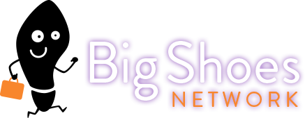 Big Shoes Network logo